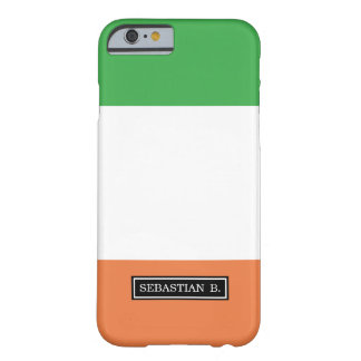 Flag of Ireland Barely There iPhone 6 Case