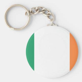 Flag of Ireland (bratach na hÉireann) Key Ring