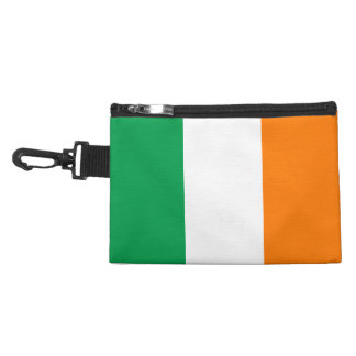 Flag of Ireland Clip On Accessory Bag