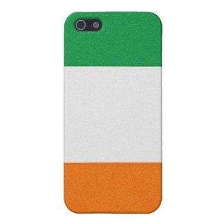 Flag of Ireland - Irish Republic Tri-colour iPhone 5 Case
