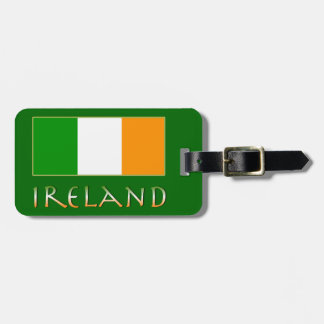 Flag of Ireland Luggage Tag