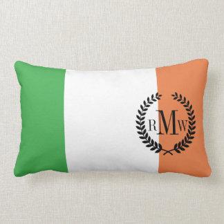 Flag of Ireland Lumbar Pillow