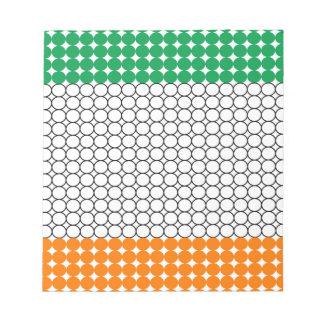 Flag of Ireland Notepad