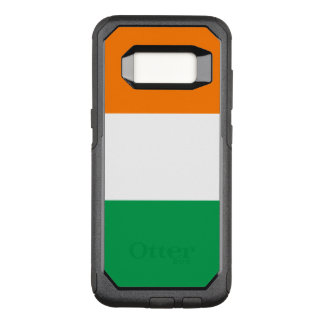 Flag of Ireland OtterBox Commuter Samsung Galaxy S8 Case