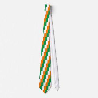 Flag of Ireland Saint Patrick's Day Tie