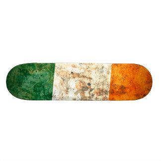 Flag of Ireland Skate Board