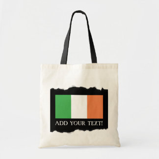 Flag of Ireland Tote Bag