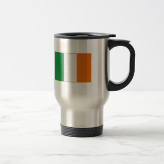 Flag of Ireland Travel Mug