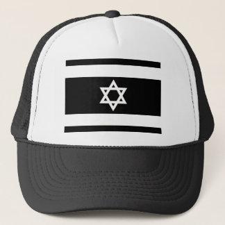 Flag of Israel - דגל ישראל - ישראלדיקע פאן Trucker Hat