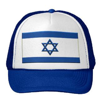 flag of israel cap