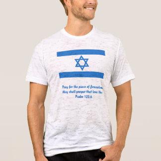 Flag of Israel, T-Shirt