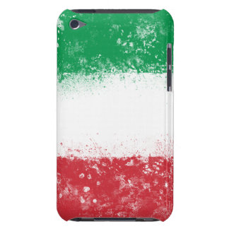 Flag of Italy Barely There iPod Cases