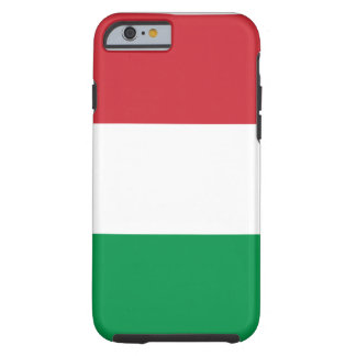 Flag of Italy Tough iPhone 6 Case
