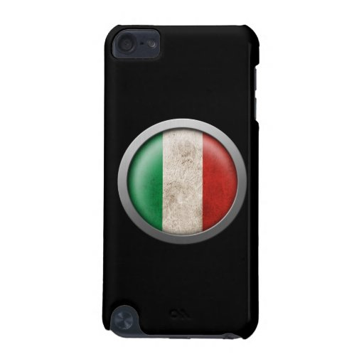 Flag of Italy Disc iPod Touch (5th Generation) Covers