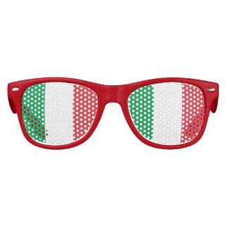 Flag of Italy, Fun Italian Flag Kids Sunglasses