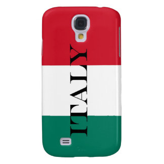 Flag of Italy Galaxy S4 Case