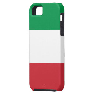 Flag of Italy iPhone 5 Case-Mate Tough™ iPhone 5 Cover
