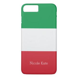 Flag of Italy iPhone 8 Plus/7 Plus Case