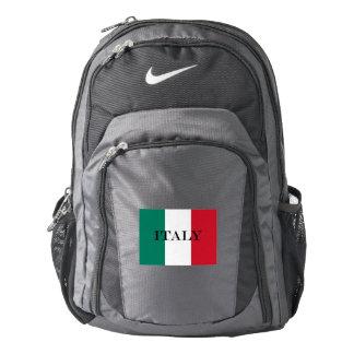 Flag of Italy Italia Italian Backpack