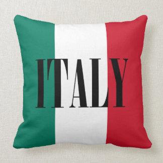 Flag of Italy Italia Italian Cushion