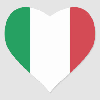 Flag of Italy Sticker