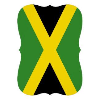 Flag of Jamaica Custom Invite