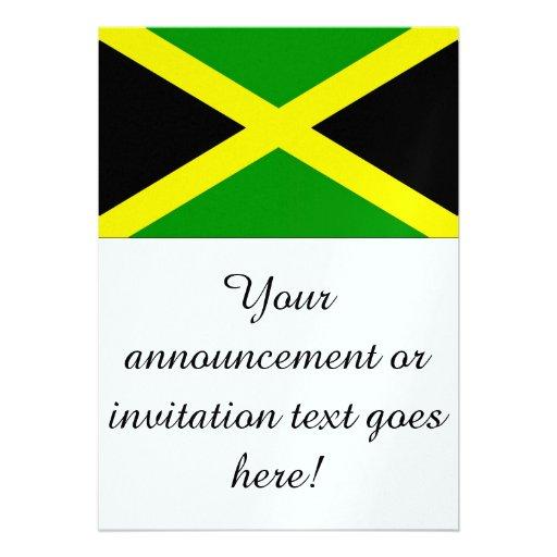Flag of Jamaica Announcements