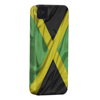 Flag of Jamaica iPhone 4/4S Case-Mate Barely There iPhone 4 Cover