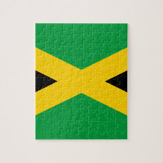 Flag of Jamaica - Jamaican Flag Jigsaw Puzzle