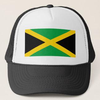 Flag of Jamaica - Jamaican Flag Trucker Hat