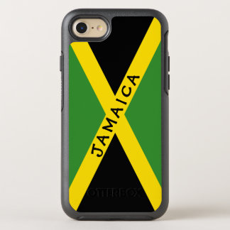 Flag of Jamaica OtterBox Symmetry iPhone 8/7 Case