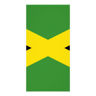Flag of Jamaica Picture Card