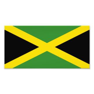 Flag of Jamaica Photographic Print