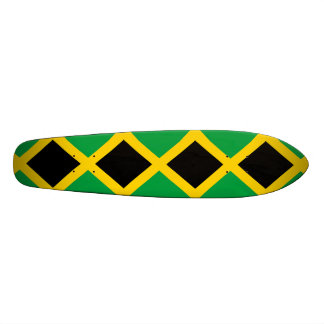 Flag of Jamaica Skateboard
