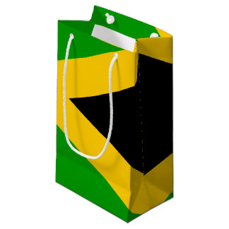 Flag of Jamaica Small Gift Bag
