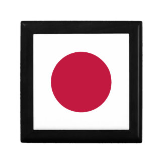 Flag of Japan - 日章旗 - 日の丸 - 日本の国旗 Small Square Gift Box