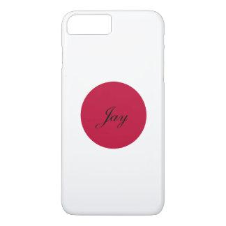 Flag of Japan or Hinomaru iPhone 8 Plus/7 Plus Case