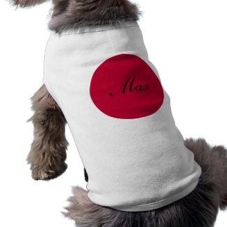 Flag of Japan or Hinomaru Shirt