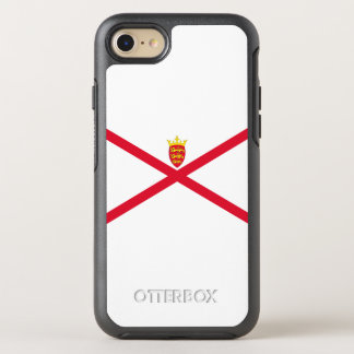 Flag of Jersey OtterBox iPhone Case