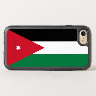 Flag of Jordan OtterBox iPhone Case