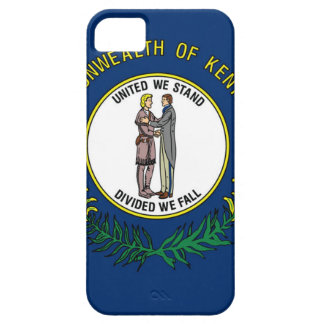 Flag Of Kentucky Case For The iPhone 5