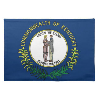 Flag Of Kentucky Placemat