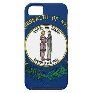 Flag Of Kentucky Tough iPhone 5 Case