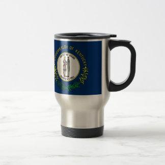 Flag Of Kentucky Travel Mug
