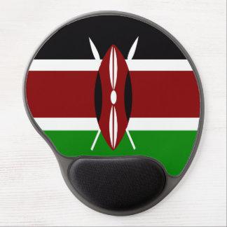 Flag of Kenya Gel Mouse Pad