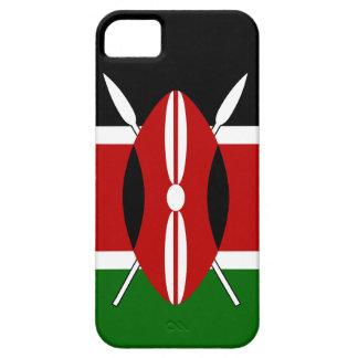 Flag of Kenya iPhone 5 Case