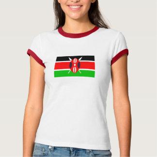 Flag of Kenya Womans T-Shirt
