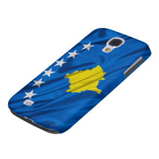 Flag of Kosovo Samsung Galaxy S4 Cover