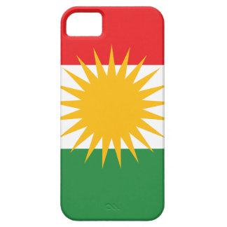 Flag of Kurdistan (Alay Kurdistan or Alaya Rengîn) iPhone 5 Cases