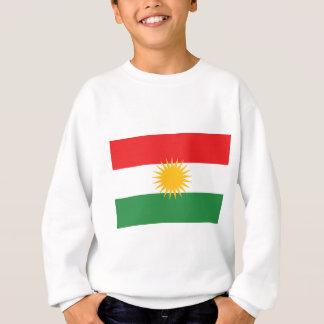 Flag of Kurdistan (Alay Kurdistan or Alaya Rengîn) Sweatshirt